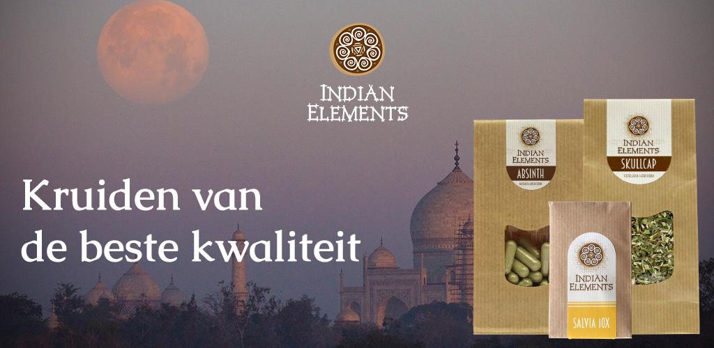 Ontdek de kruiden van Indian Elements | McSmart