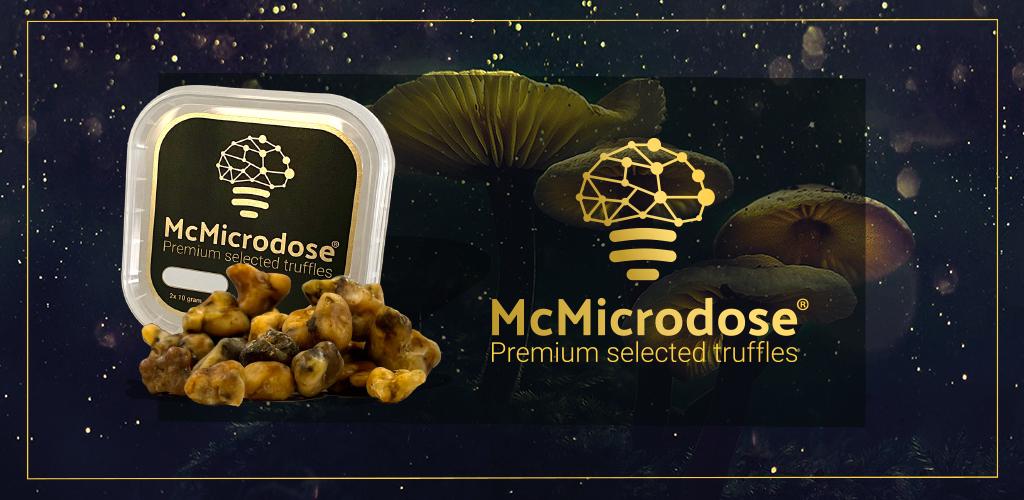 McMicrodose: Truffels met de beste microdosering eigenschappen | McSmart